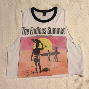 Forever 21 The Endless Summer Tank Top